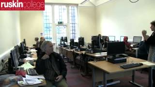 Short Courses @ Ruskin College, Oxford