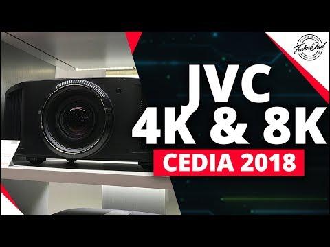 CEDIA 2018 | New JVC Projectors DLA-NX5, NX7, NX9 Mp3
