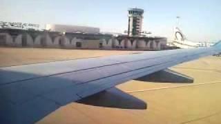 Vliegveld Nador Aruit arwi landing 26/05/2009