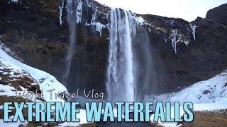 Skogarfoss And Seljalandsfoss    Iceland | World Travel Vlog