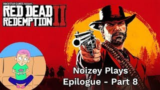 Red Dead Redemption 2 (RDR2) Epilogue Part 8 Gameplay Walkthrough on the Xbox One.