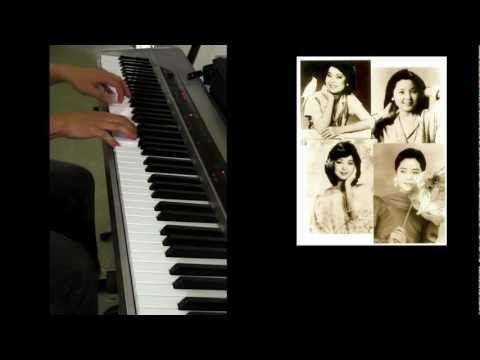 Teresa Teng: Medley for piano