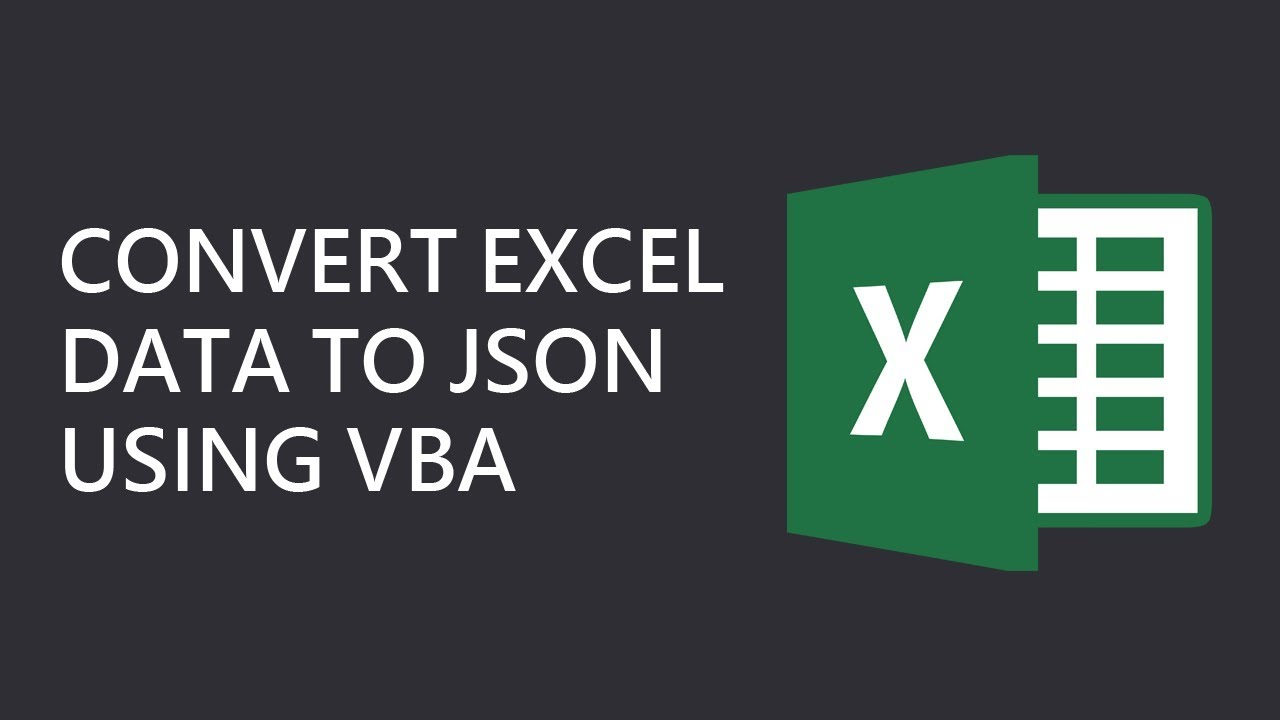 how to read json in vba
