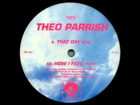 Theo Parrish - How I Feel