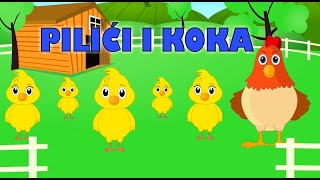 Dječje pjesme - TOP 20 | Pilići i koka i mnoge druge