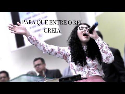 Para Que Entre o Rei | Creia (Catarina Santos)