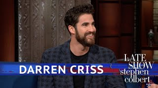 Darren Criss: Millennials Want One Thing At A Piano Bar