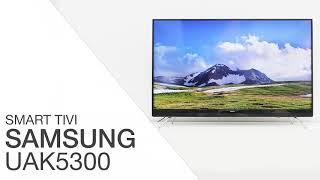 Mua hàng trên LAZADA- Smart Tivi LED Samsung 40inch Full HD Model UA40J5200AK