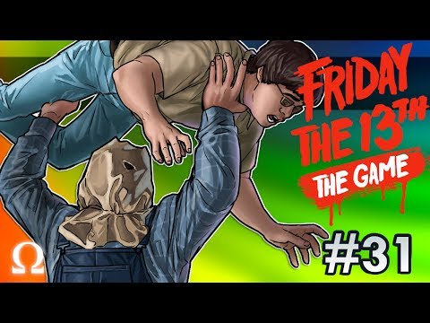 REVENGE OF THE NERDS!   Friday the 13th The Game #31 Ft. Friends