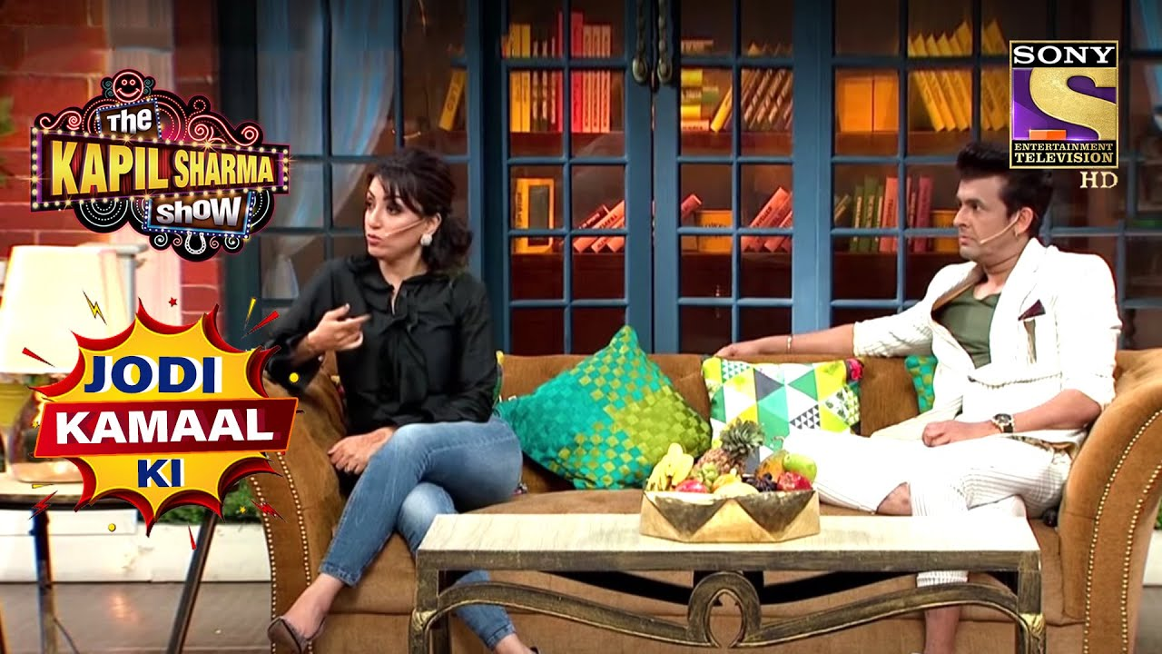 Download Sonu Nigam और Madhurima Nigam ने Share किए अपने Experiences | The Kapil Sharma Show | Jodi Kamaal Ki