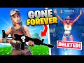 15 Things SECRETLY REMOVED From Fortnite
