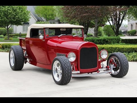 1928 Ford Street Rod Pickup For Sale