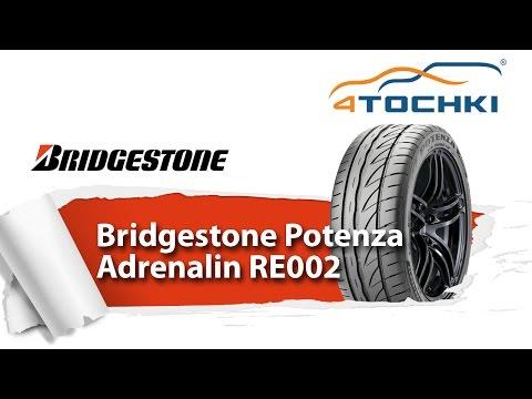 Рекламный ролик о шинах Bridgestone Potenza Adrenalin RE002