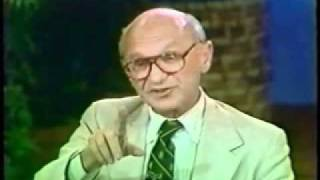 Milton Friedman on the Causes of Inflation