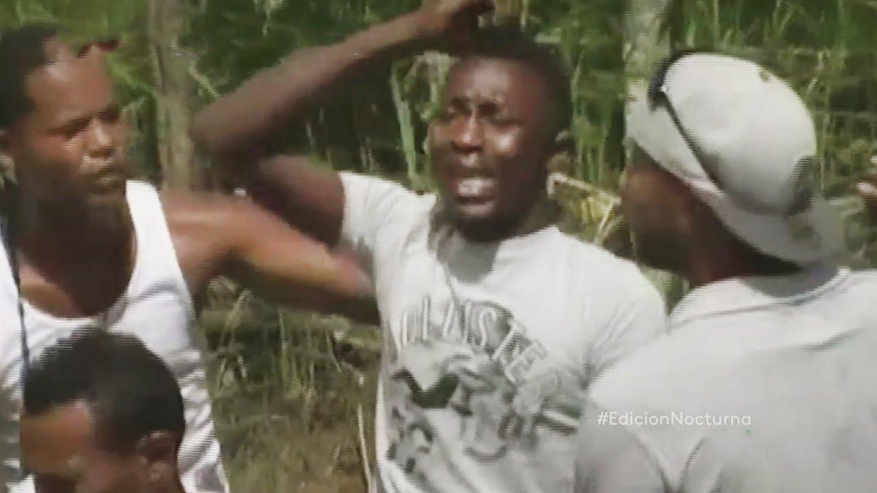 Haitianos expulsados a la fuerza en República Dominicana