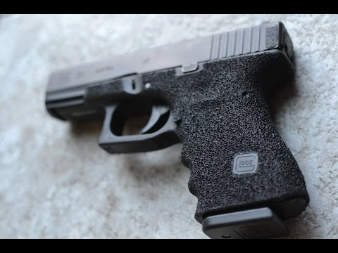 Stippling a Glock Part One