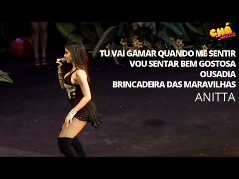Anitta - Tu Vai Gamar Quando Me Sentir / Brincadeira Das Maravilhas @ Chá da Anitta 2 - Pheeno TV