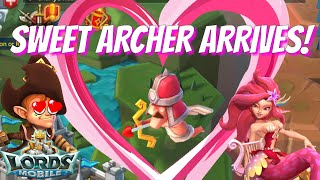 Sweet Archer Event! - Lords Mobile