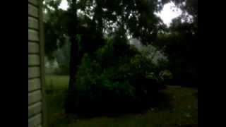 Buchtel, Ohio Summer Storm 2012