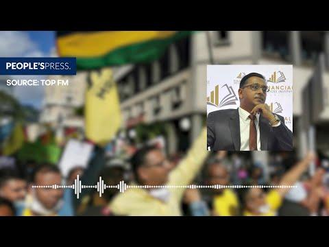 Roshi Bhadain: « Aret pran Mauricien pou couyon »