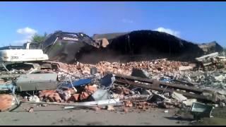 Демонтаж зданий(, 2015-07-15T08:56:30.000Z)