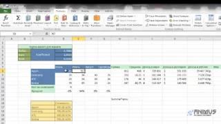 Excel 2010 Урок 21 Зависмость и поиск ошибок