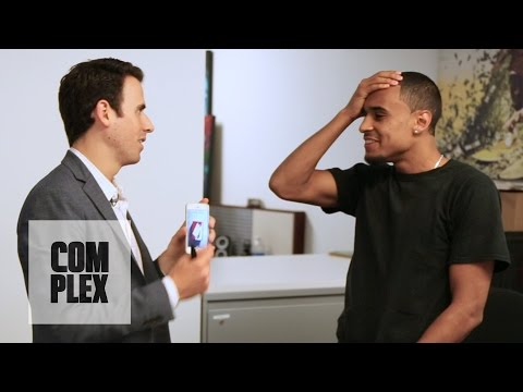 Mentalist Oz Pearlman Freaks Employees Out at Complex Media HQ