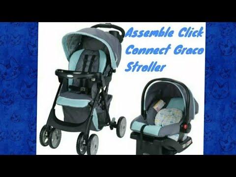 Assemble Graco Comfy Cruiser Travel, Graco Comfy Cruiser Car Seat Base