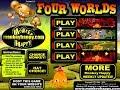Monkey GO Happy Four Worlds Walkthrough [PencilKids]