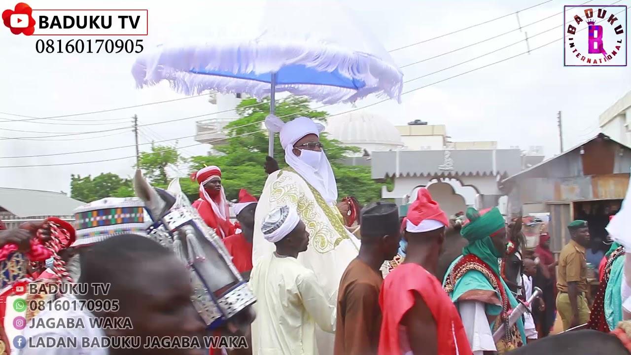 Download A Nupe music_LABARI_MAI_NUPE official video by jagaban Waka nupe Ladan baduku