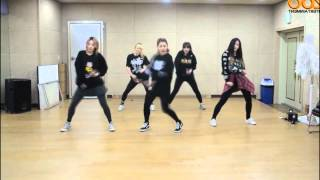 Badkiz - Ear Attack Mirrored Dance Practice