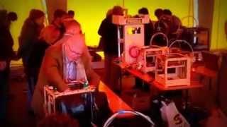 Protospace Wereld Record 3D Printen