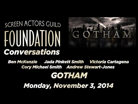 Conversations with the Cast of Gotham