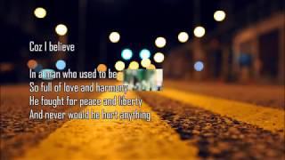 Maher Zain ft. Irfan Makki - I Believe (Lyric Video)