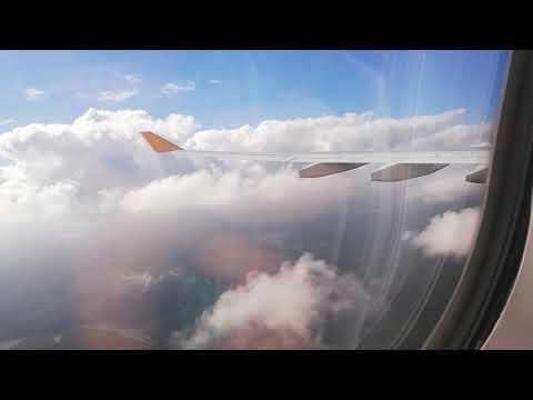 Cebu Pacific - Airbus A330 - Flight 5J41 Arriving In Sydney From Manila 27.3.19