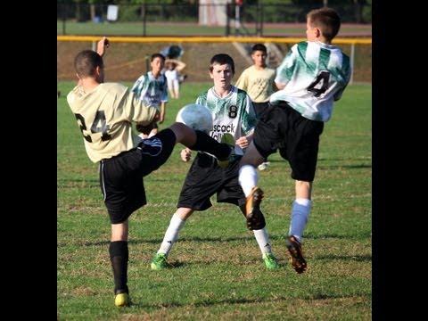 Pascack Valley High School Freshmen Soccer - V - Paramus Catholic H.S. 10.1.13