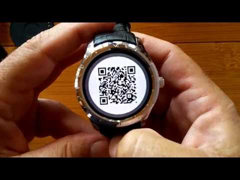 No.1 D5+ Android 5.1 Smartwatch: Unboxing and 1st Look