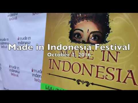 USA Made in Indonesia Festivals - Veterans Plaza Silverspring, MD