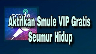 Video TUTORIAL CARA MENDAPATAKAN AKSES AKUN  VIP APLIKASI SMULE GRATIS TANPA ROOT TERBARU 2017 download MP3, 3GP, MP4, WEBM, AVI, FLV September 2017