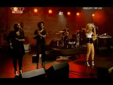 [HD] Pixie Lott - Band Aid (TMFLIS 2009)