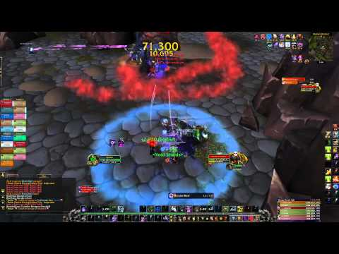 World of Warcraft Warlords of Draenor Highmaul full clear Arcane Mage