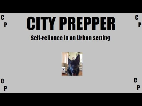 CITY PREPPER'S HOW TO GUIDE FOR A WATER SOURCE