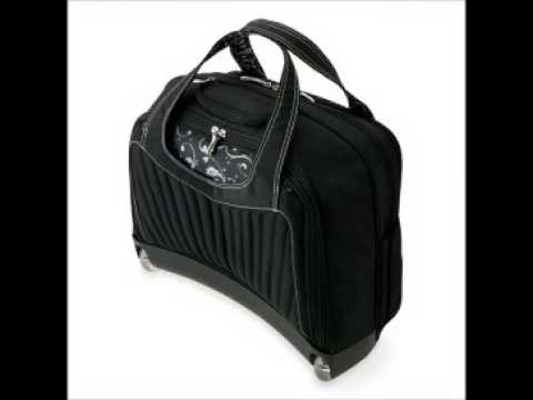 Kensington K62533US Contour Balance Notebook Roller Bag in Onyx, Fits Most 15 Inch Notebooks