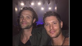 Supernatural Characters - Behind the scenes (Funny and Sweet moments)