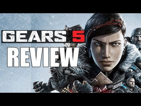 Gears 5 Review - Microsoft's Best Game This Generation