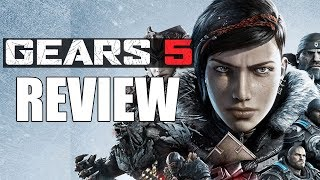Gears 5 Review - Microsoft's Best Game This Generation (Video Game Video Review)