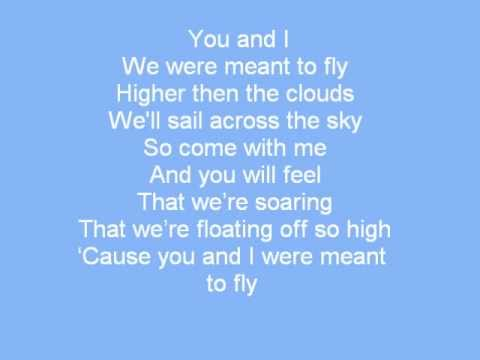 Celine Dion - You And I (Lyrics)