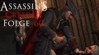 Let's Play Assassins Creed 3 [HD/PS3/BLIND/DEUTSCH] Part 60: Church Auf Der Spur