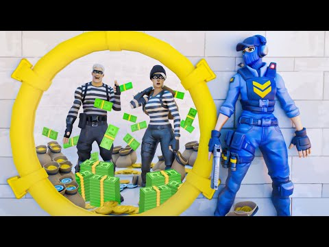 We STOLE $1 MILLION VBUCKS From Fortnite (EPIC)