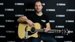 Yamaha FGX820C - Electric Acoustic Guitar